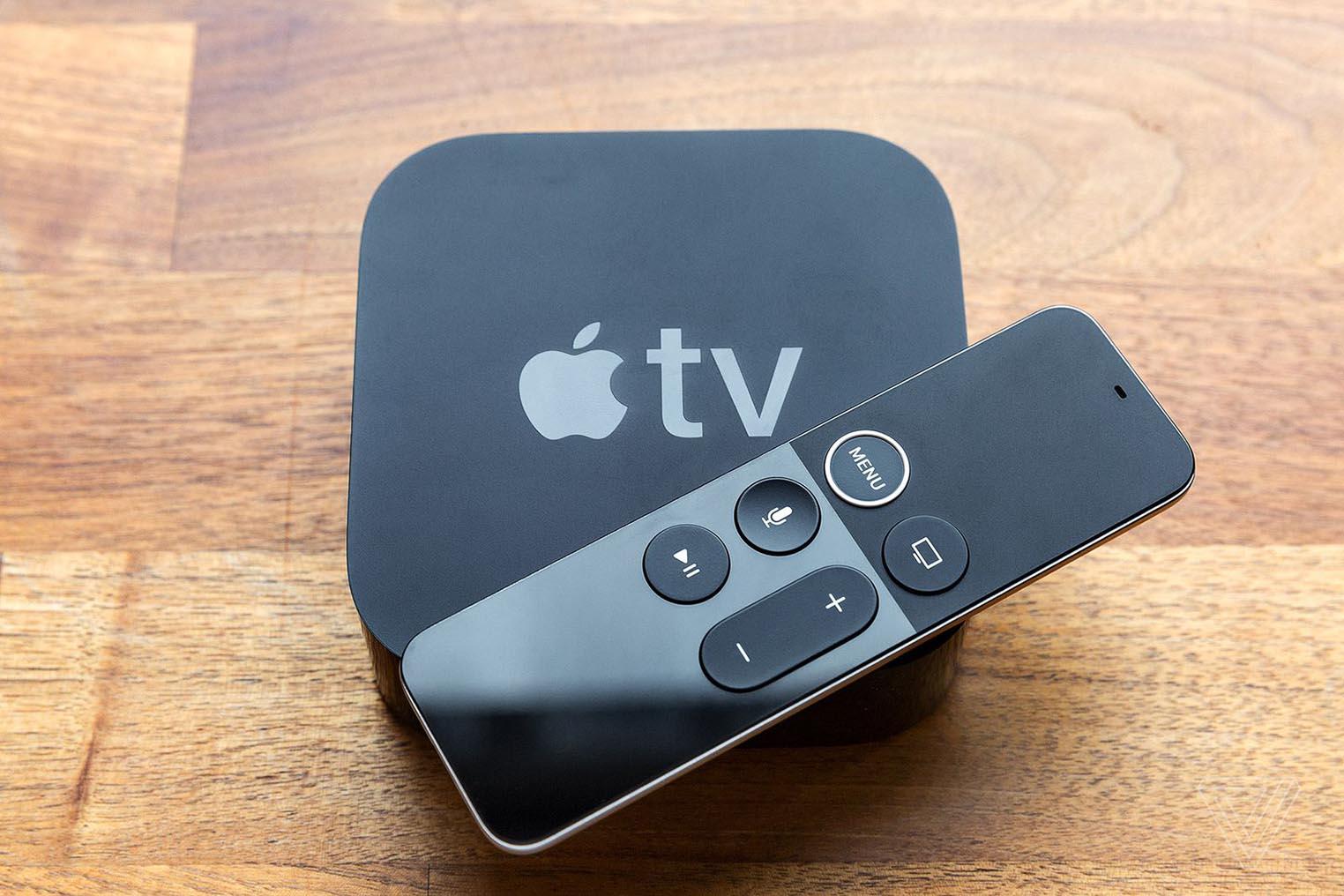 Consomac : Les petites limites de l'Apple TV 4K