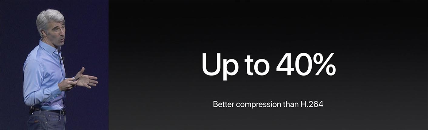 Apple TV 5 x265