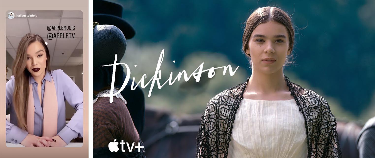 Apple TV+ Dickinson