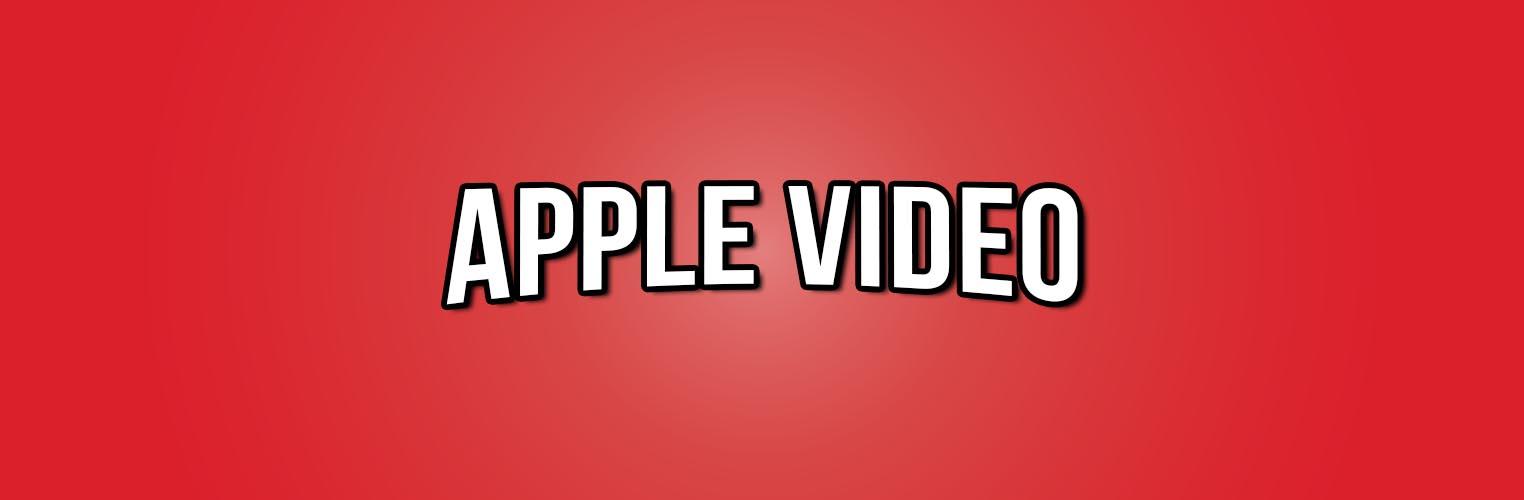 Apple Video Netflix logo