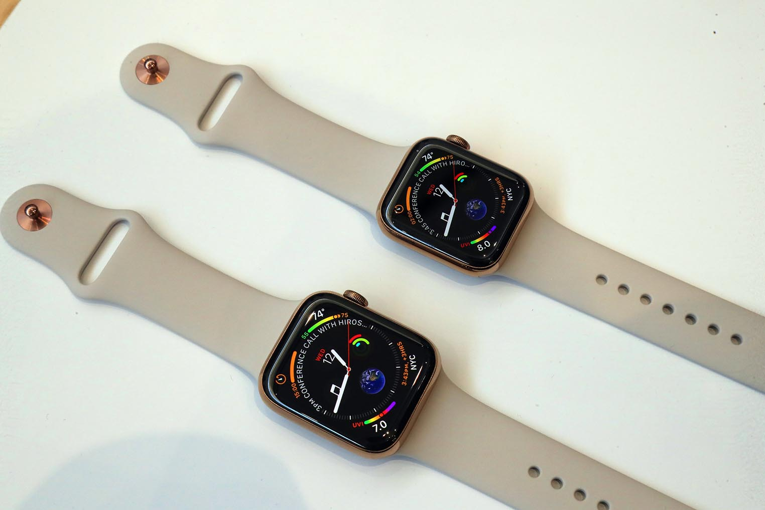 Apple Watch 4 tailles