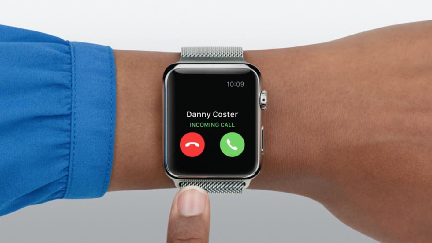 Apple Watch appels