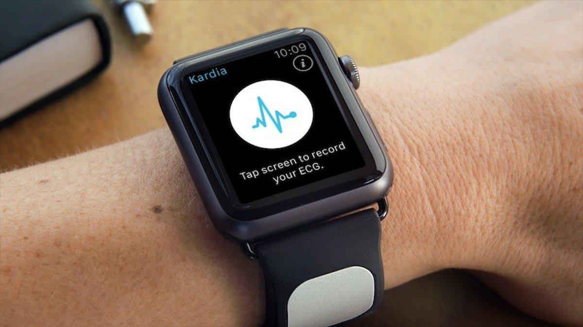 Apple Watch Kardia