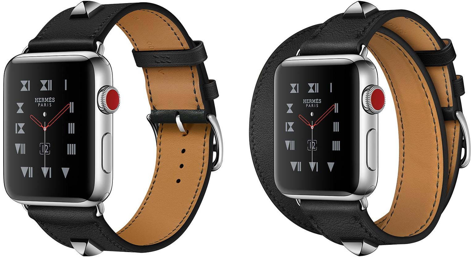 Apple Watch bracelet Médor Hermès