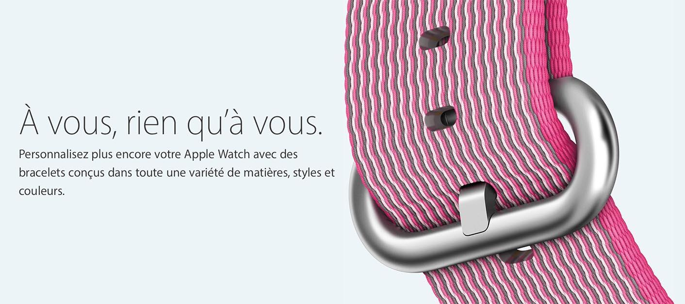 Apple Watch bracelets