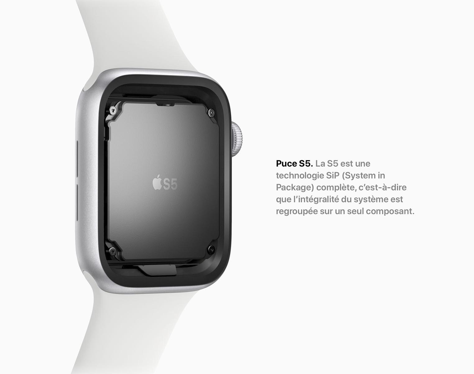 Apple Series 5 Apple S5 chip