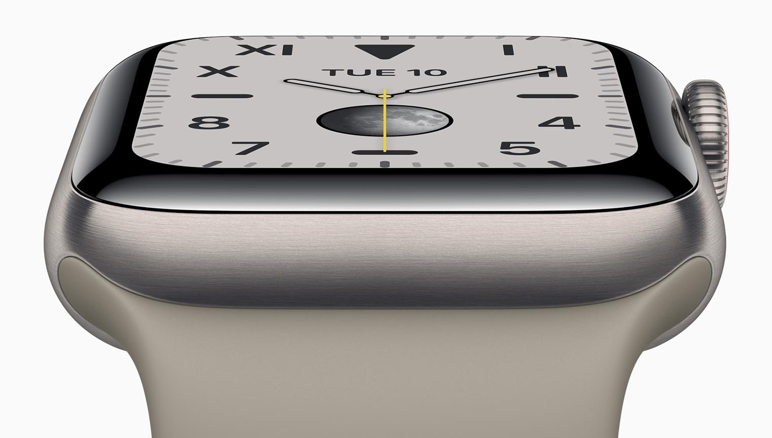Apple Watch Series 5 Titane