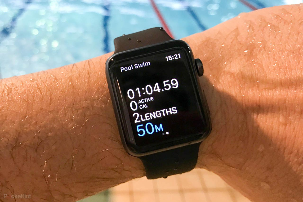 Apple Watch 2 natation