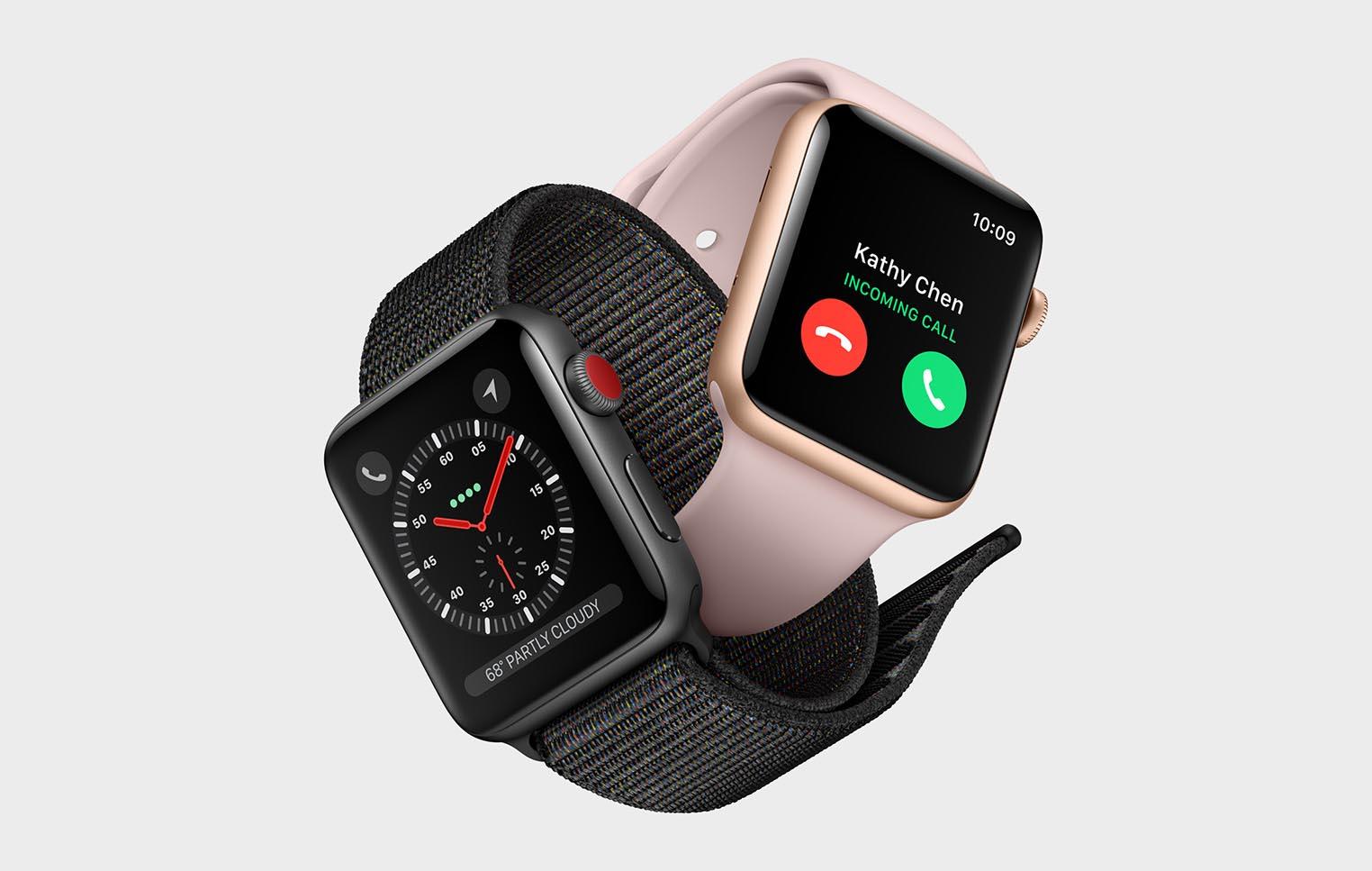 Apple Watch 3 SAV