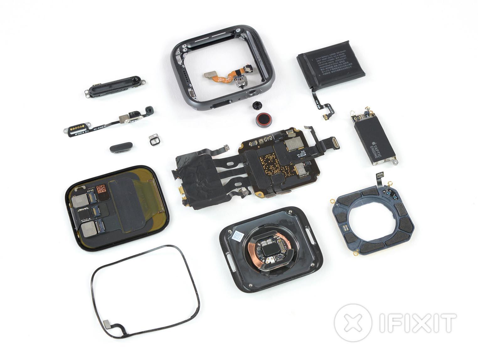 Apple Watch 4 iFixit