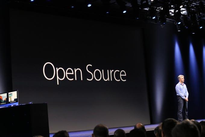 Apple Open Source macOS