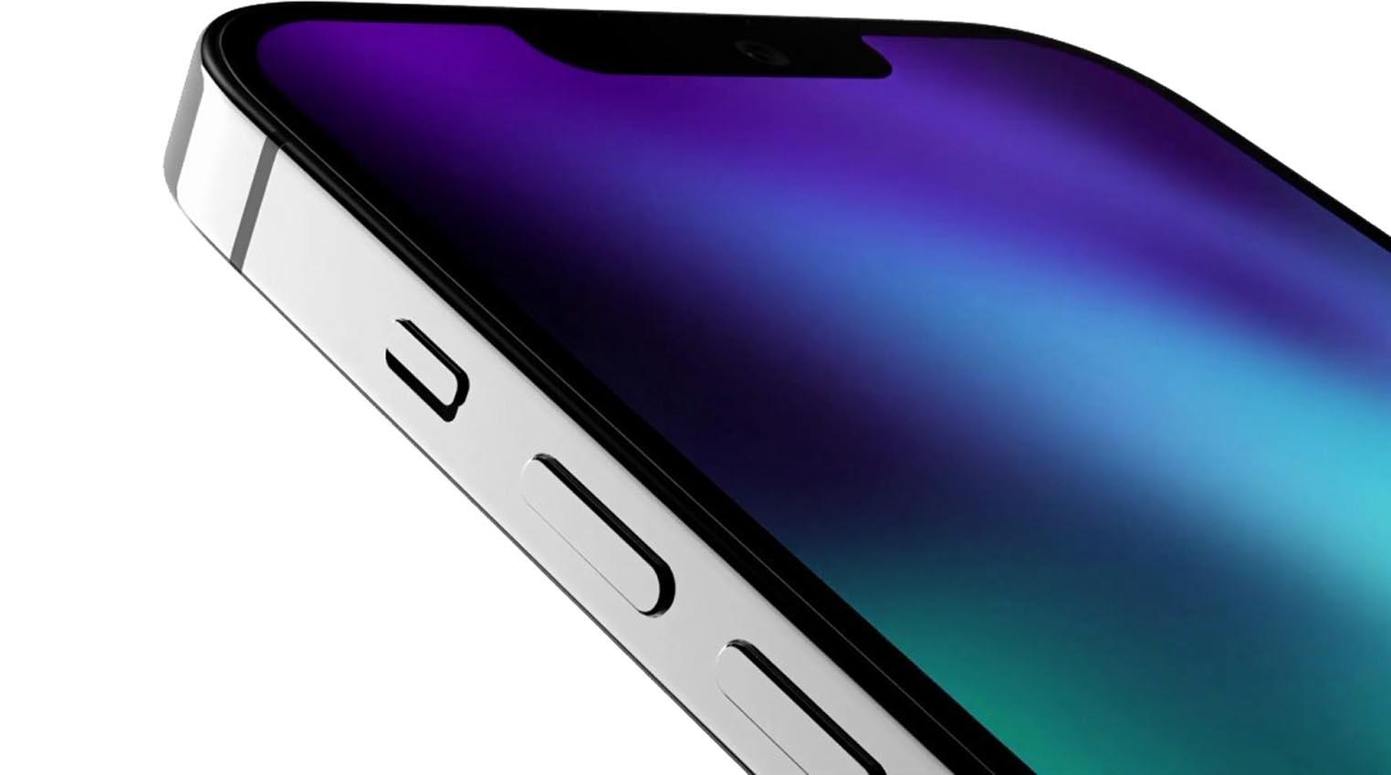 Concept iPhone 13 encoche
