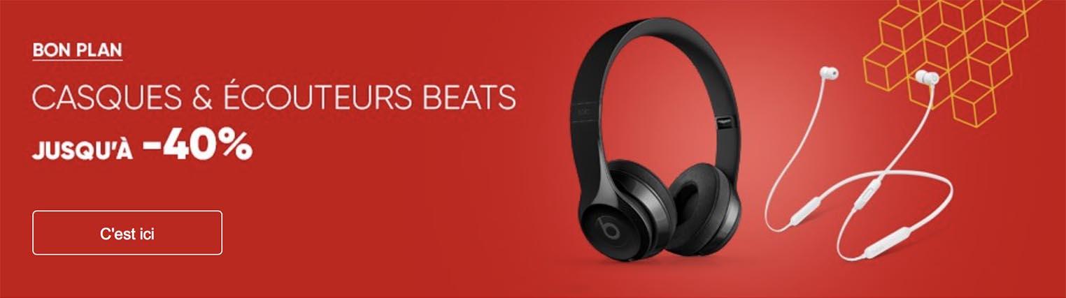 Promo Beats Fnac