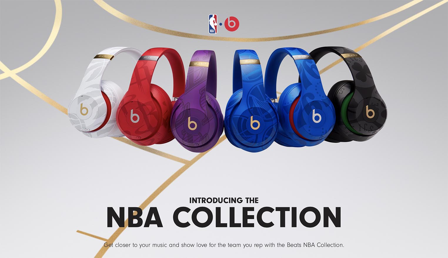 Beats Studio3 NBA