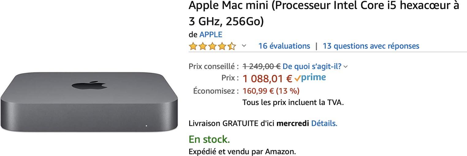 design élégant Excellente qualité techniques modernes Consomac : Black Friday : les offres sur le Mac mini et l'iMac