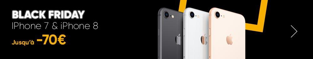Black Friday iPhone Fnac