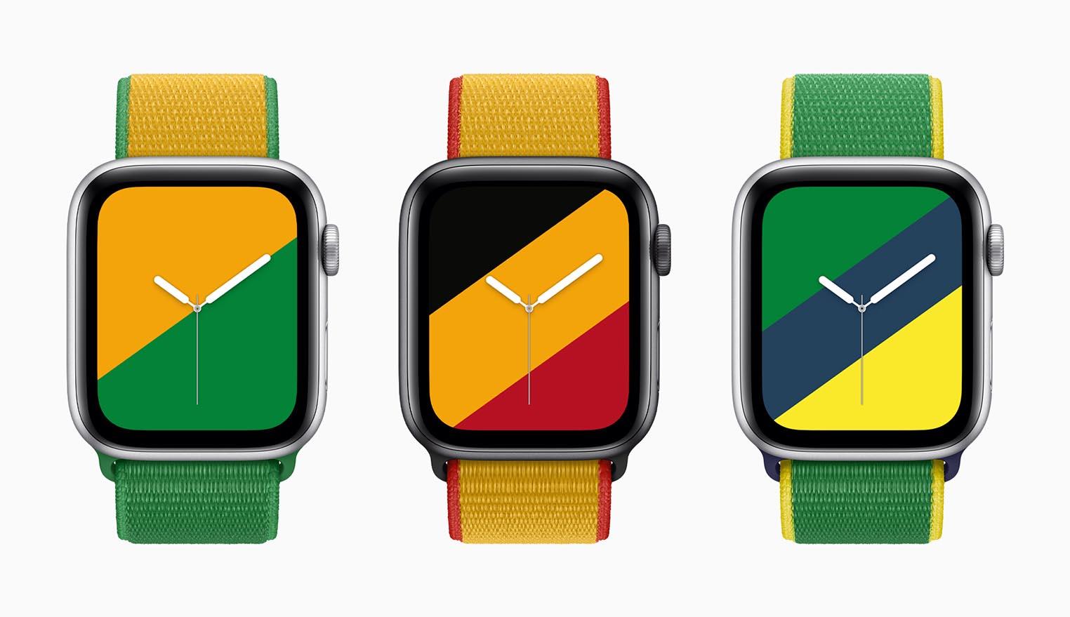 Apple Watch Sport Loop Bracelet International Collection