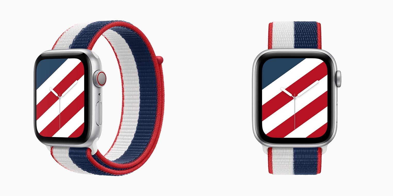 Apple Watch Bracelet États-Unis