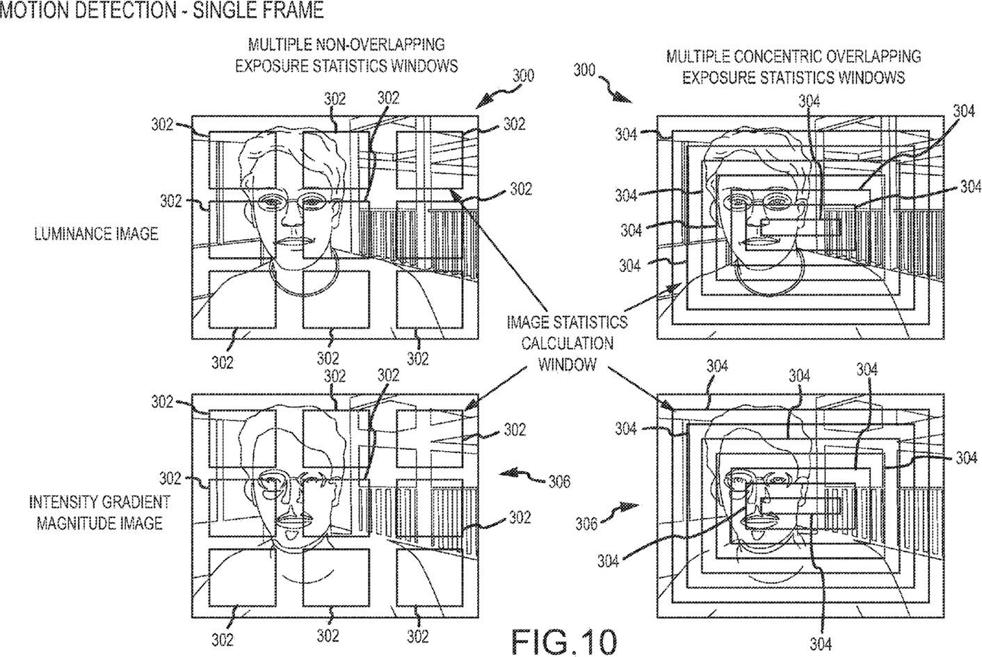 Brevet Reconnaissance faciale Mac