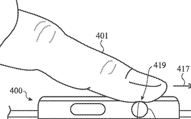 Apple brevette Touch ID sur la couronne digitale de l'Apple Watch