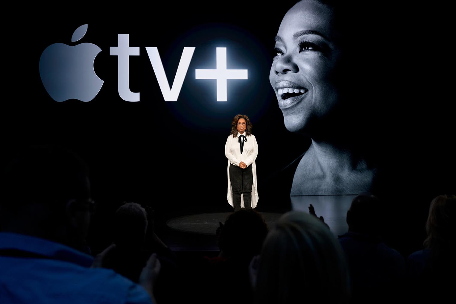 Apple TV+ Oprah