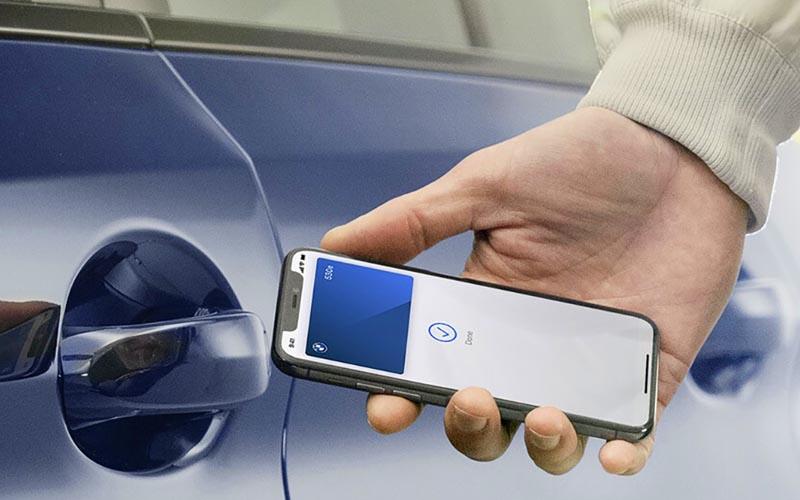 CarKey d'Apple va bientôt révolutionner la clé de voiture
