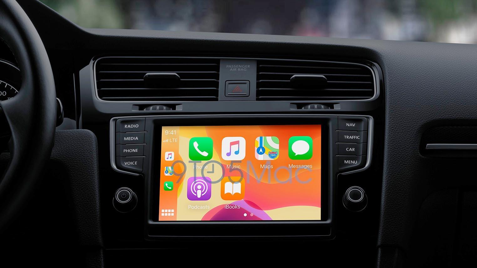 CarPlay Fonds d'écran