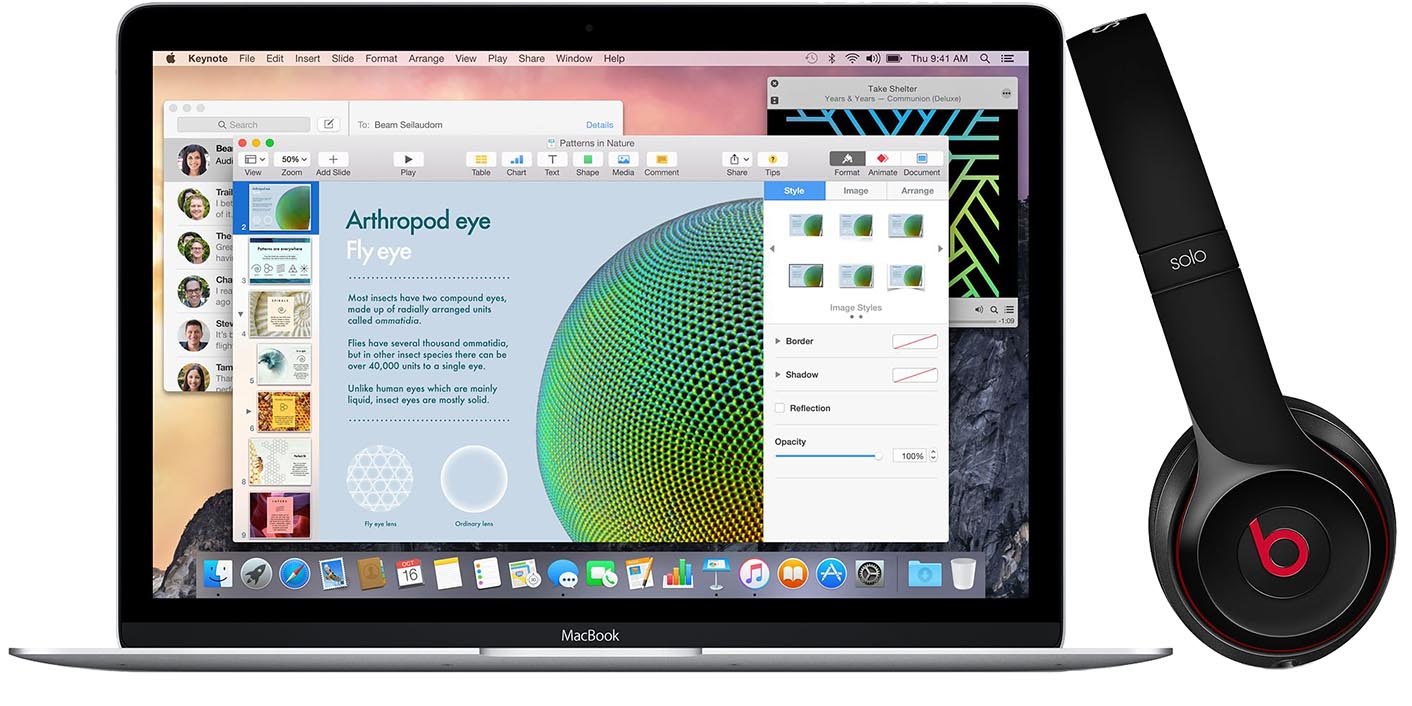 Casque Beats Solo2 MacBook