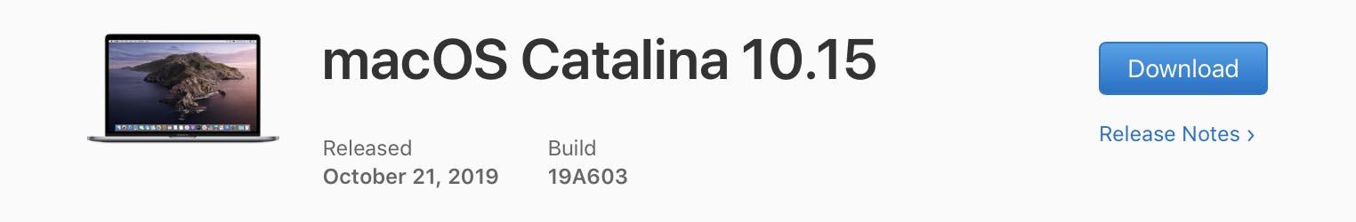 Catalina 19A603
