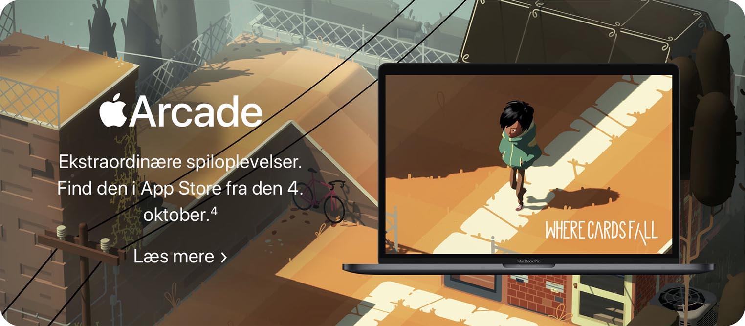 macOS Catalina date Apple Arcade