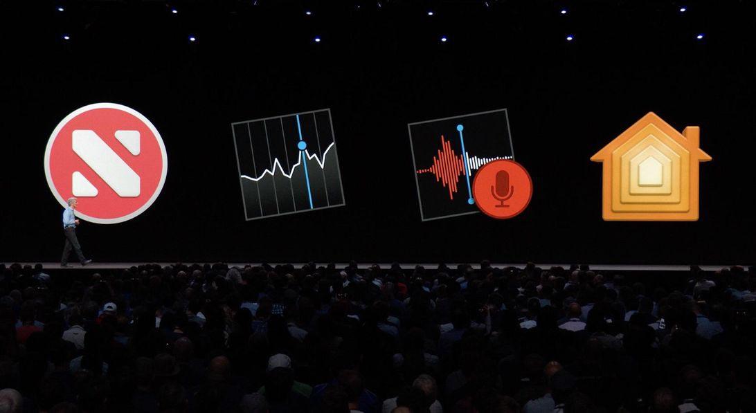 macOS News Dictaphone Maison Bourse