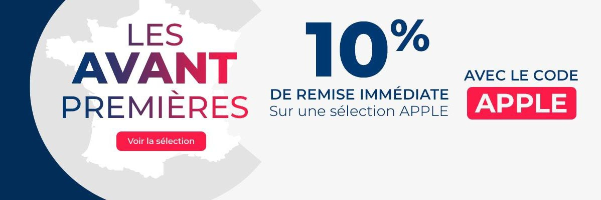 CDiscount remise Apple