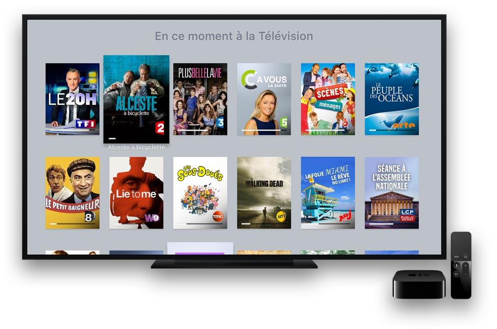 Molotov Apple TV
