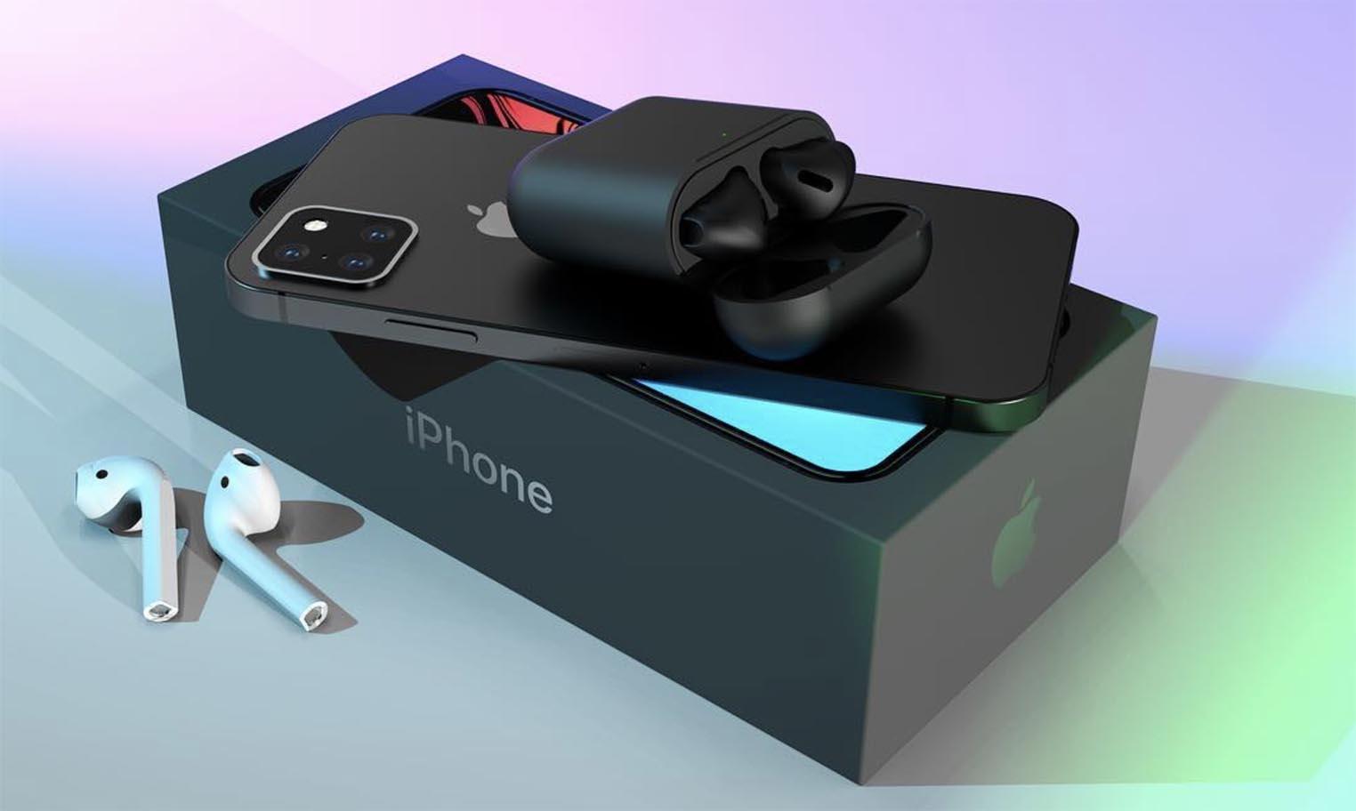 iPhone charge Qi inversée