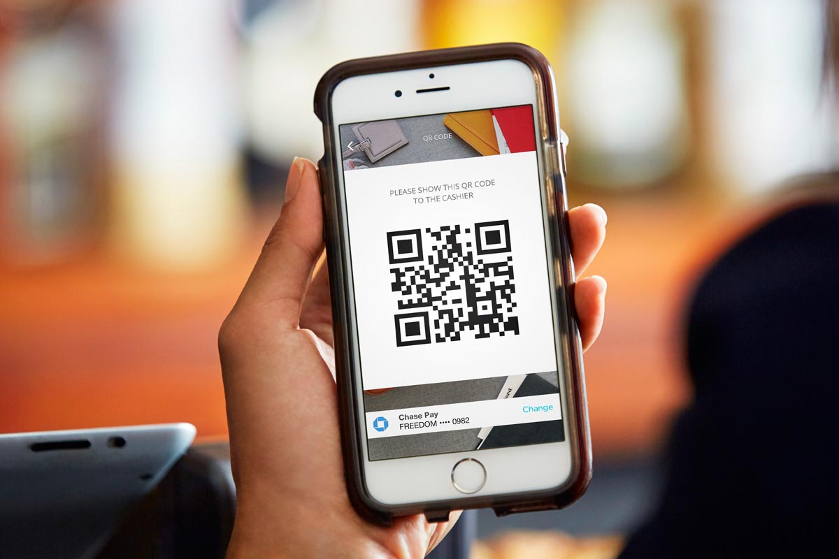 Chase Pay QR Code