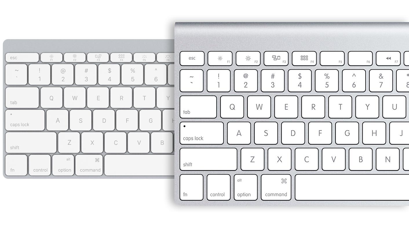 Clavier Apple 2015