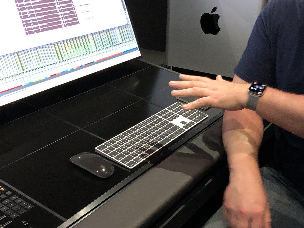 Clavier Mac Pro 2019