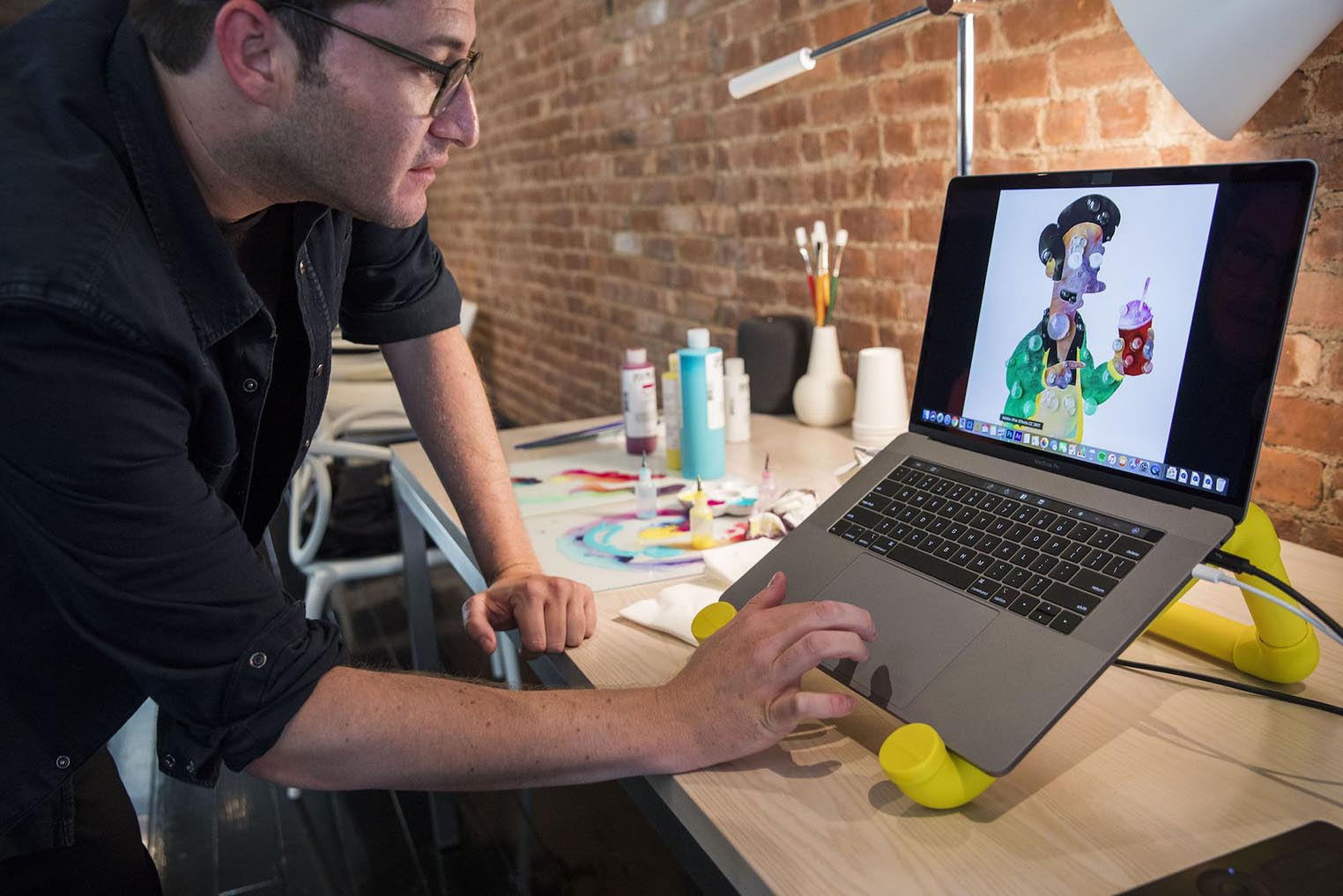 MacBook Pro 2018 clavier