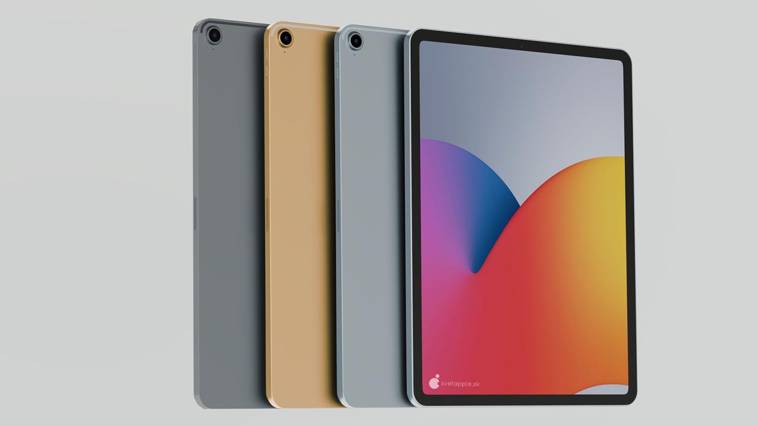 Concept iPad Air 4