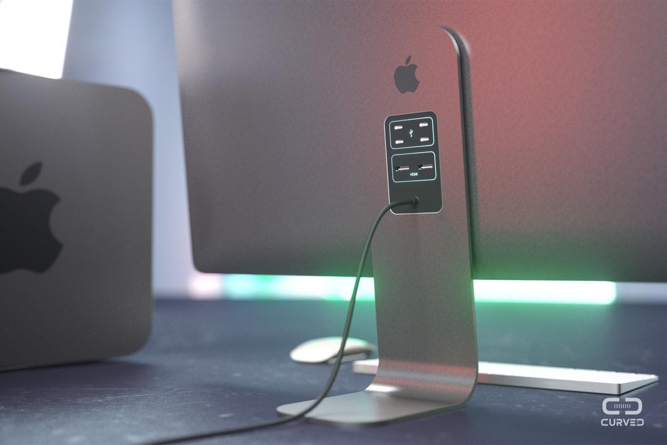Concept Mac Pro modulaire 2018