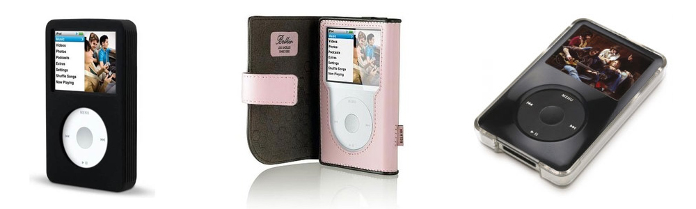 Consomac guide d 39 achat ipod classic for Housse ipod classic
