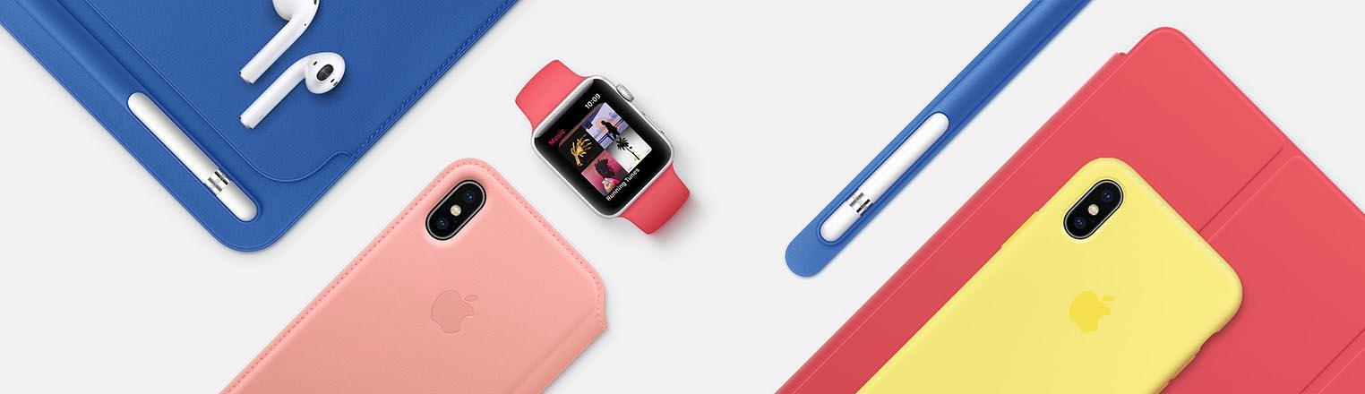 Nouveaux accessoires iPhone et iPad