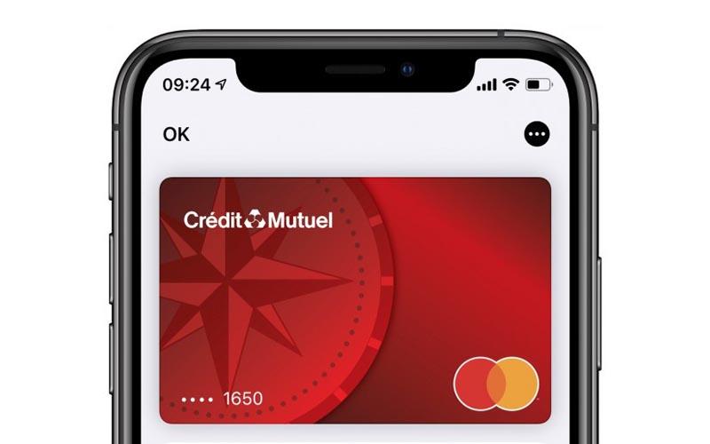 Consomac : Apple Pay débarque au Crédit Mutuel et chez CIC