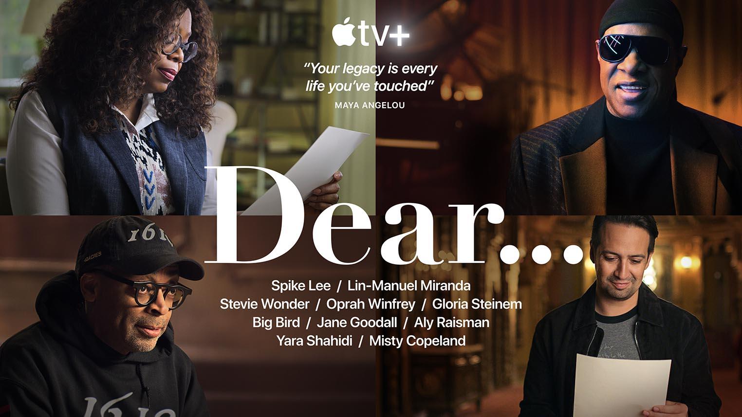Apple TV+ Dear...