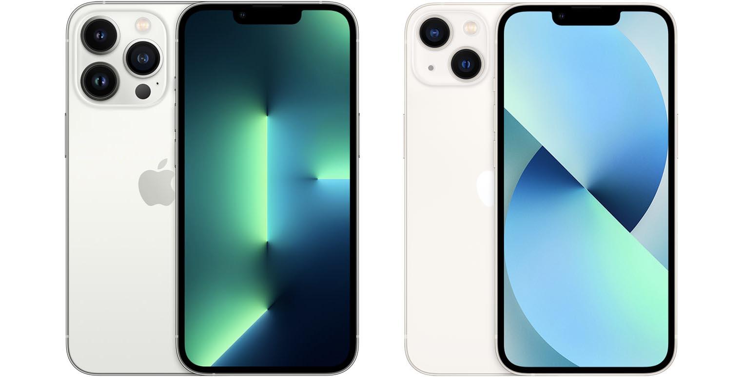 iPhone 13 Pro iPhone 13