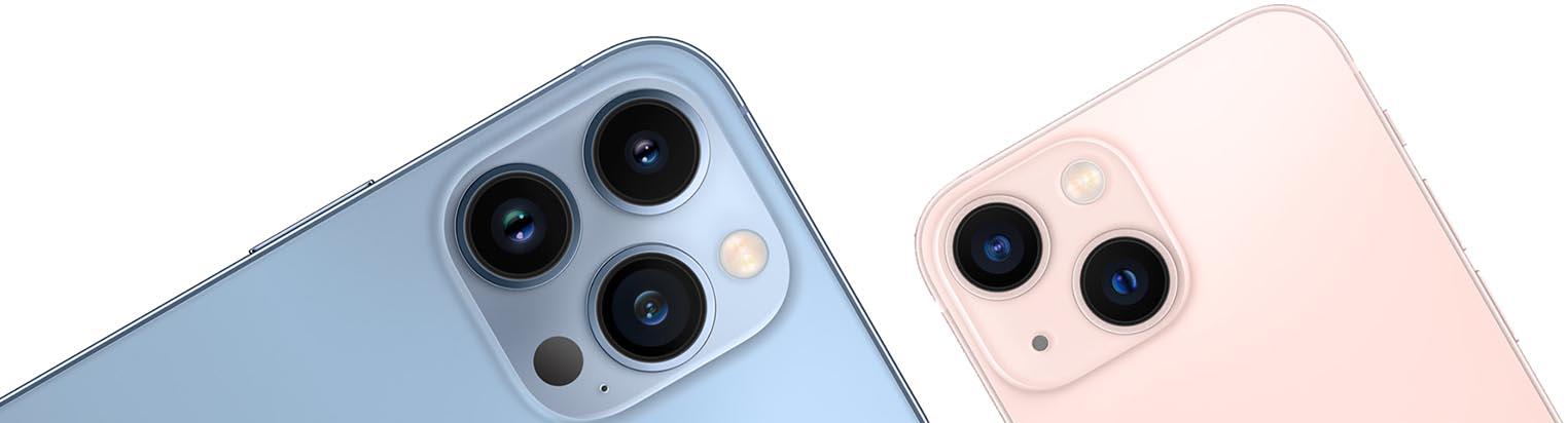 Appareils photos iPhone 13 Pro iPhone 13