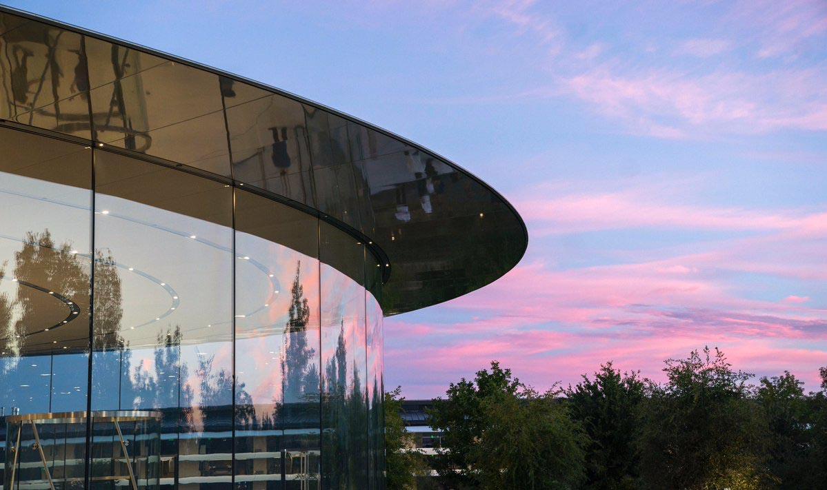 Steve Jobs Theater septembre 2018