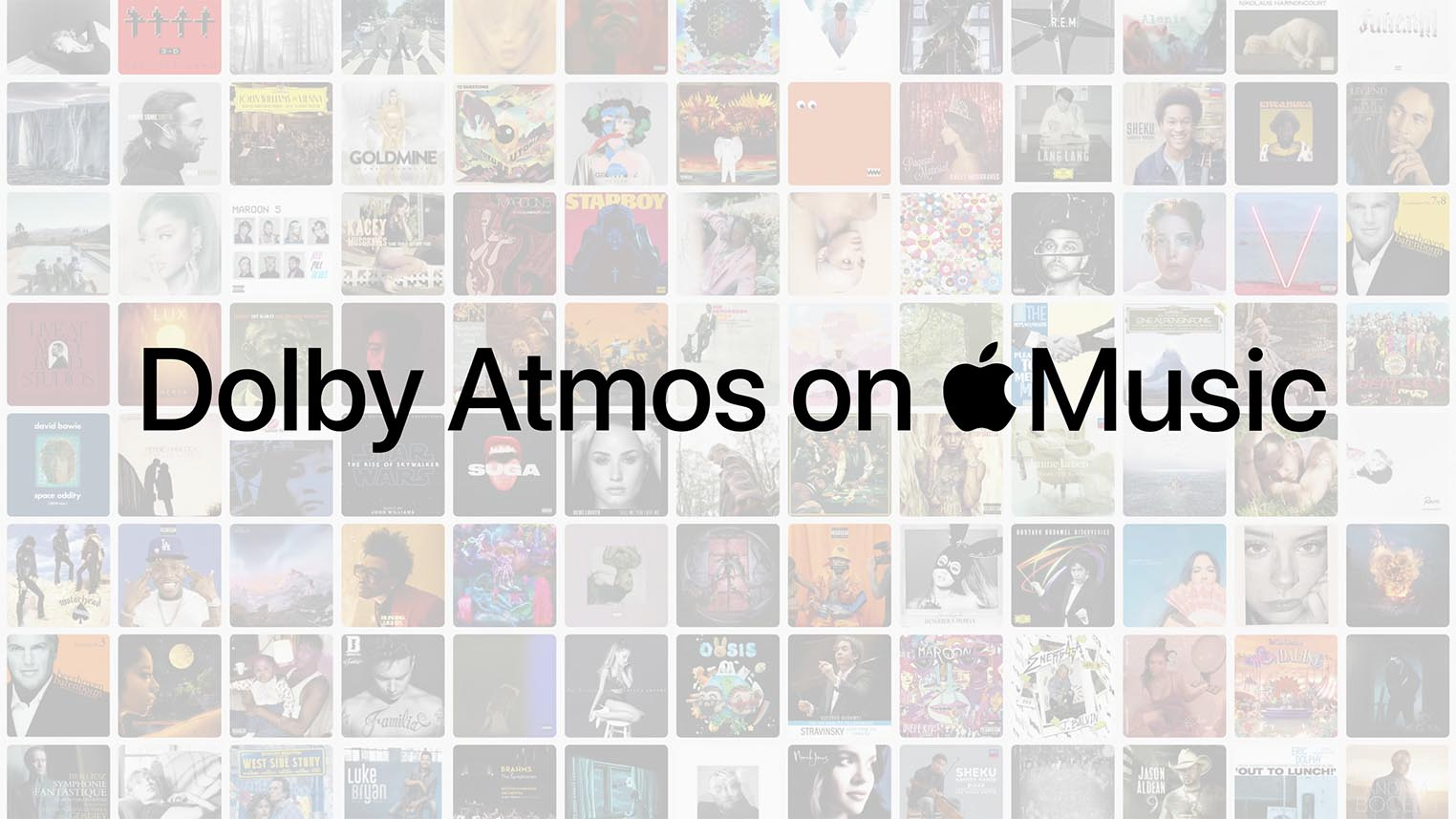 Dolby Atmos on Apple Music