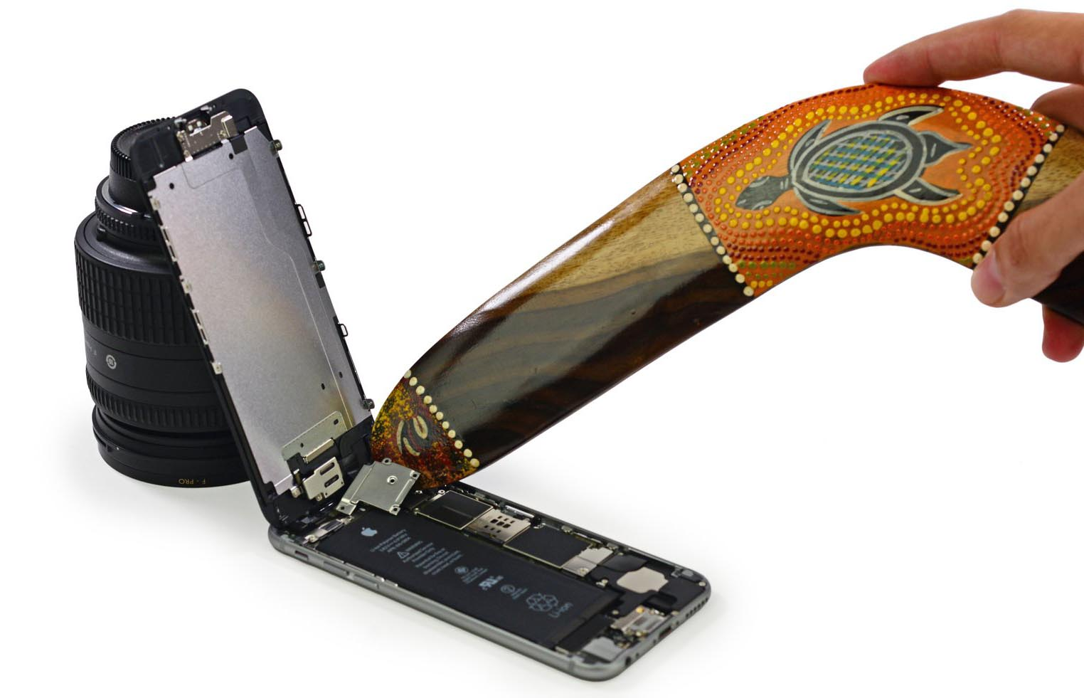 iPhone 6 Boomerang