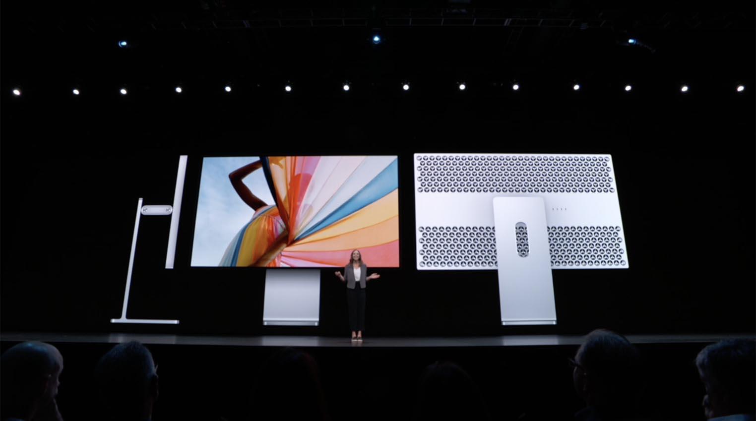 Pro Display XDR keynote